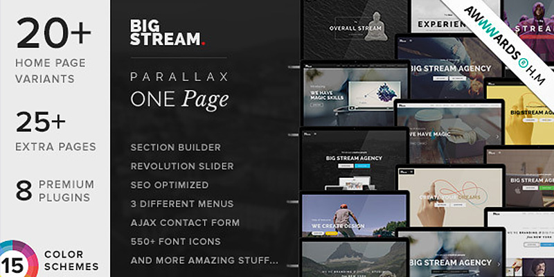 big-stream-wordpress-template