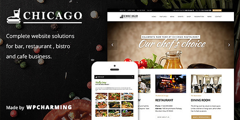 chicago-wordpress-template